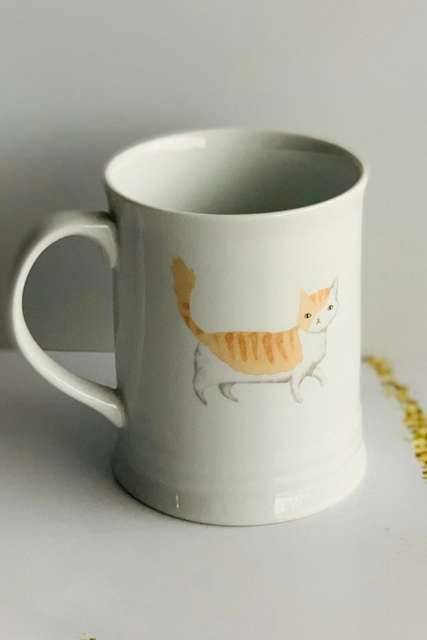 "Kitty Cat ""Meow"" Mug"