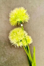 Silk Stem Ball Flower CR 26""