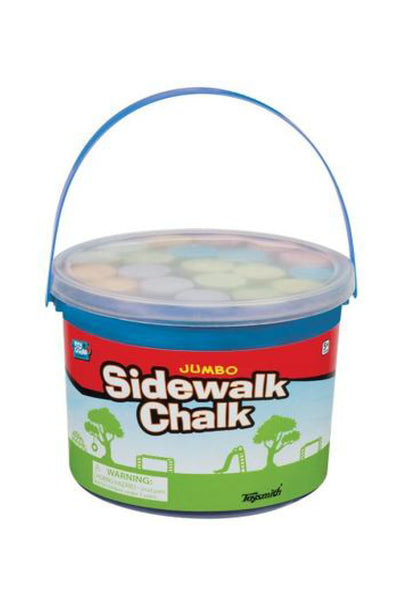 KIDS: 20 Piece Sidewalk Chalk