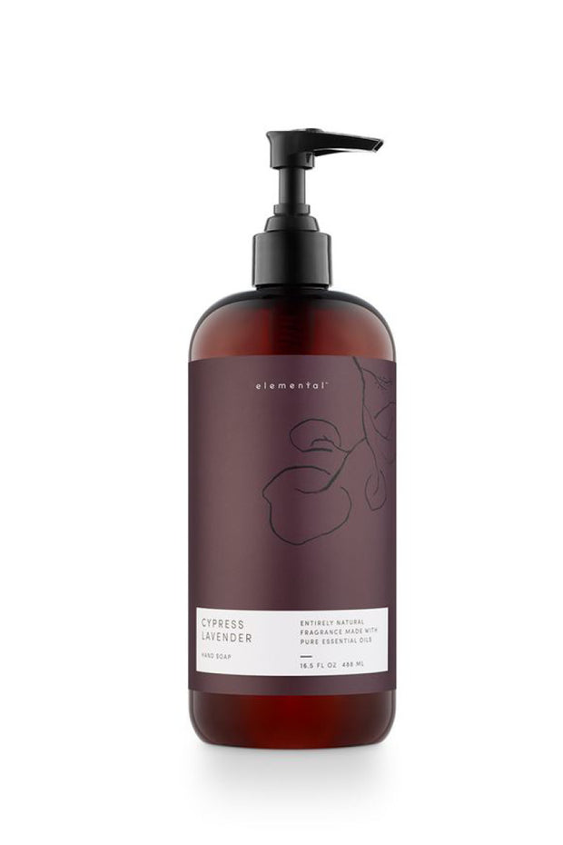 Hand Soap: Cypress Lavender