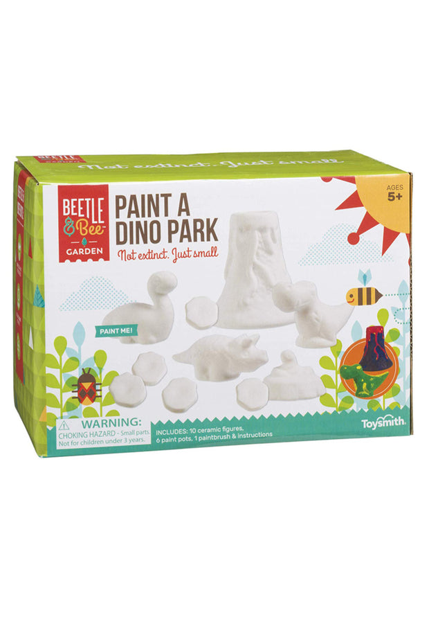 KIDS: Paint Your Own Dino Park