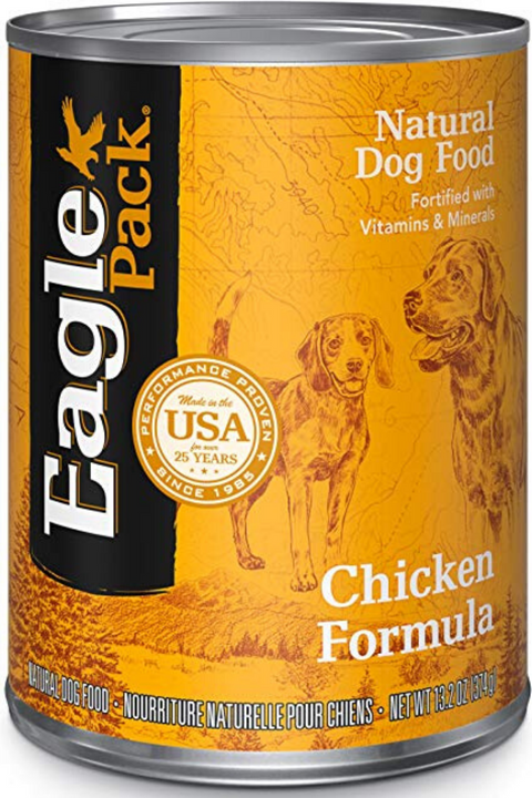 Eagle Pack Chicken Formula Canned Dog Food