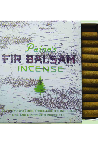 Balsam Logs Incense Refill