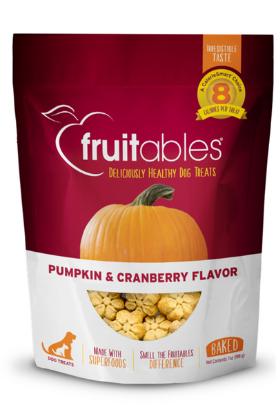 Fruitables Pumpkin & Cranberry