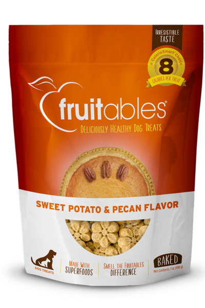 Fruitables Sweet Potato & Pecan