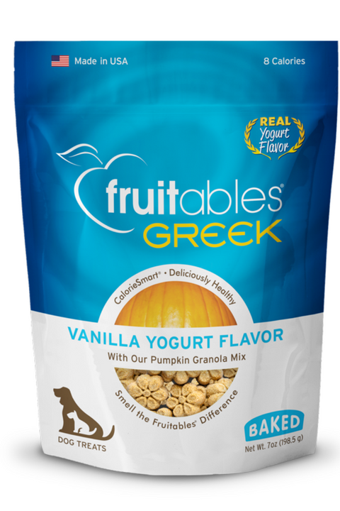 Fruitables Greek Vanilla Yogurt