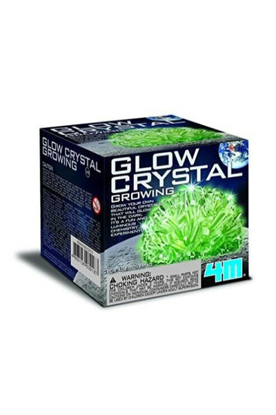 Toysmith, Glow Crystal Growing Kit