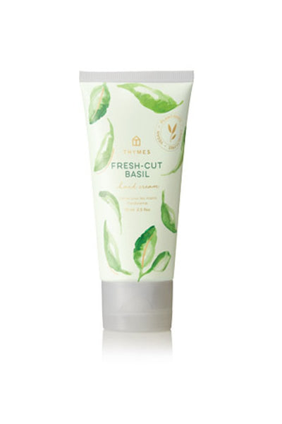 Thymes Hand Cream: Fresh Cut Basil