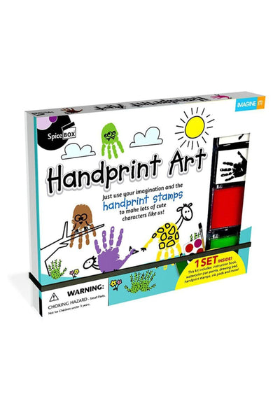 KIDS: Handprint Art Kit