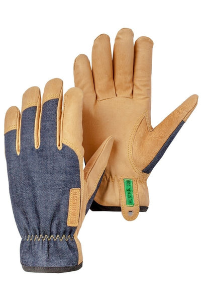 Kobolt Denim Gloves
