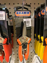 Dramm ColorPoint™ Compact Shear Dramm - Orange