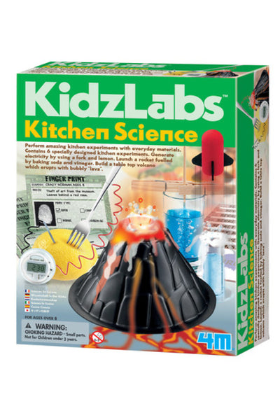 KIDS: Kitchen Science Kit
