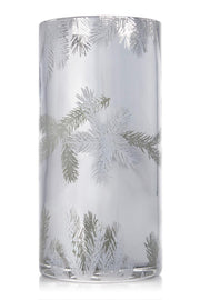 Candle, Frasier Fir Silver Tree Statement