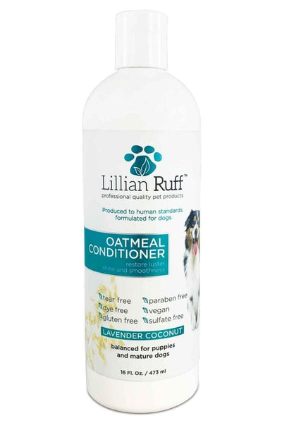 Lillian Ruff Premium Oatmeal Conditioner