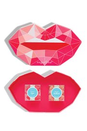 Pucker Up 2 Piece Candy Bento Box
