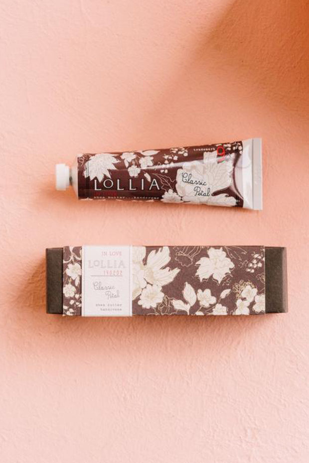 Lollia, In Love Travel-Size Handcreme