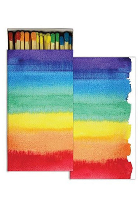 Watercolor Matches