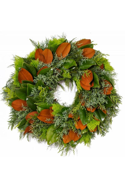 Wreath, Fresh Bunches