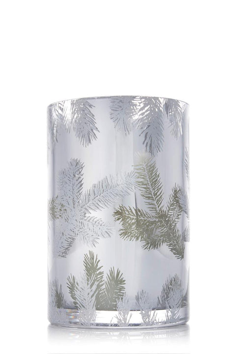 Thymes Frasier Fir Silver Tree Statement Candle
