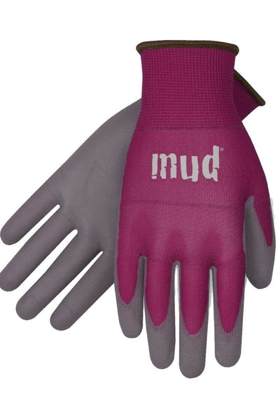 Smart Mud Gloves Raspberry