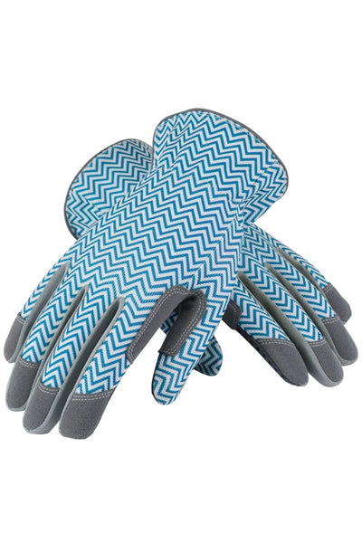 ZigZag Gloves Teal