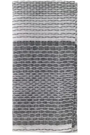 "Honeycomb Gray 21"" Napkins"