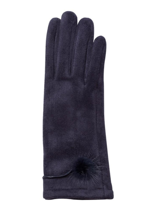 Jackie Women's Winter Gloves - Navy