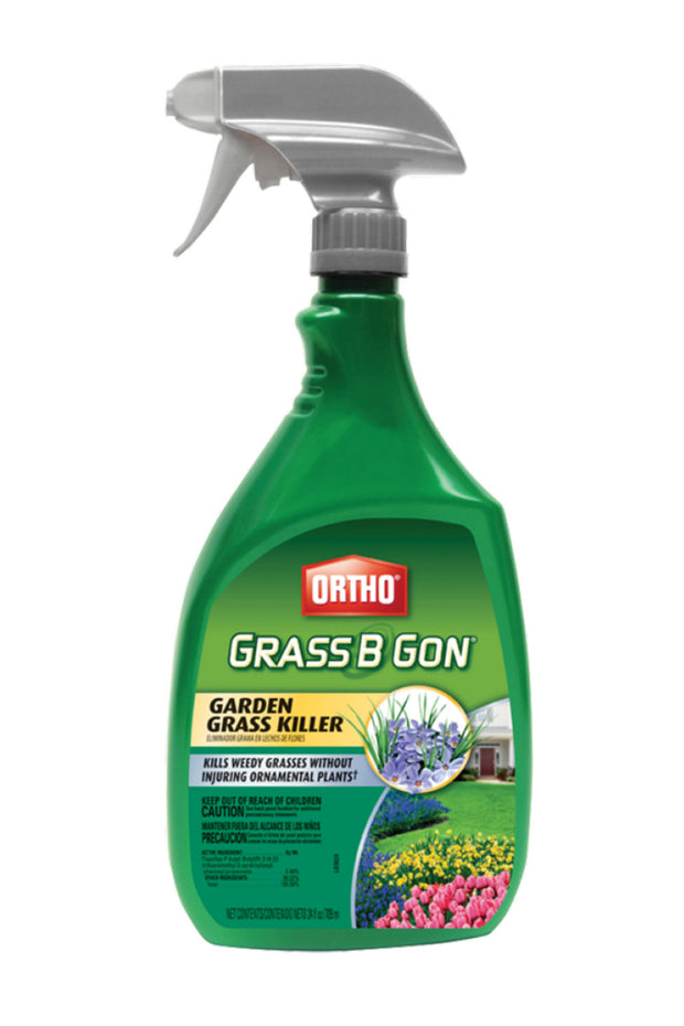 Ortho Grass B Gone: Garden Grass Killer