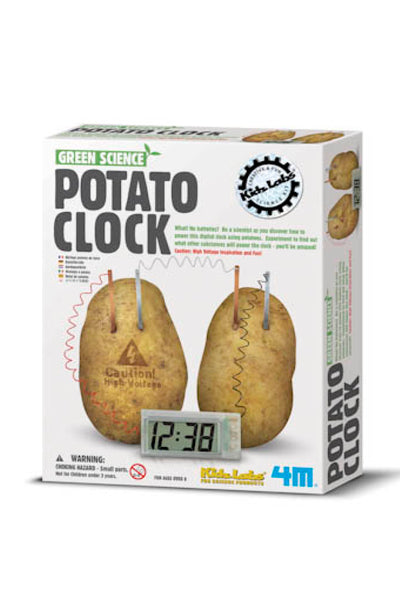 KIDS: Potato Clock Kit