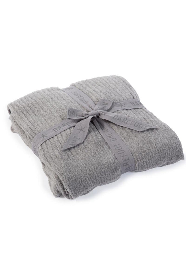 Barefoot Dreams - The Cozychic Lite Ribbed Throw Blanket