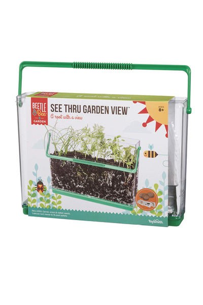 KIDS: See Through Garden View