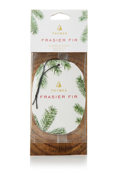 Decorative Sachet, Frasier Fir
