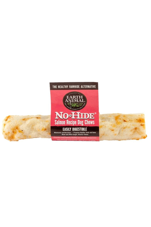 Earth Animal Salmon No-Hide® Wholesome Chews 7""