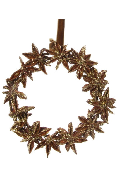 Candle Ring, Anise Star