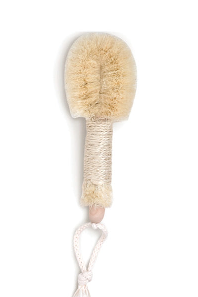 Baudelaire Sisal Body Brush 9""