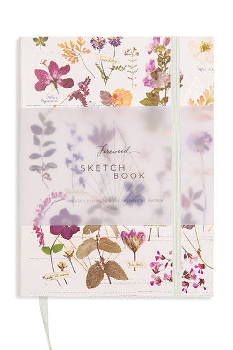 Love Garden Sketchbook