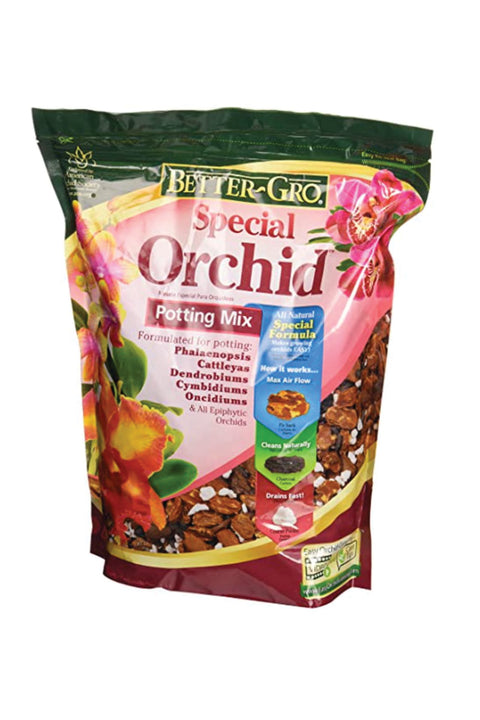 Better-Gro Special Orchid Potting Mix 4QTS