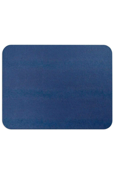 Caspari Lizard Placemat Blue - 1 Each