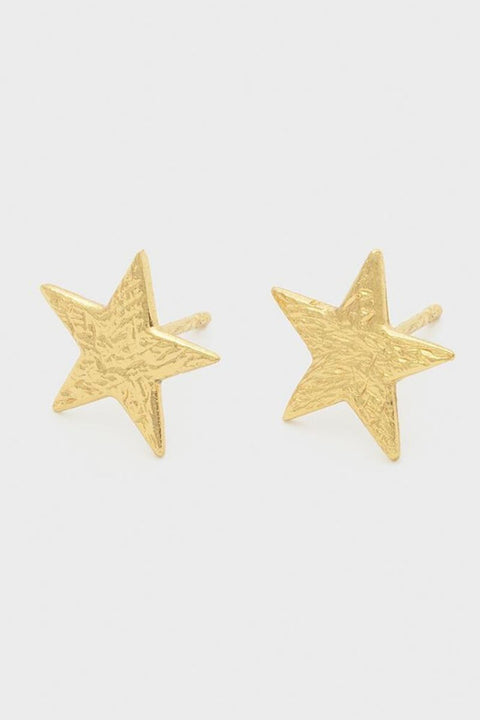 Gorjana, Small Star Stud Earrings
