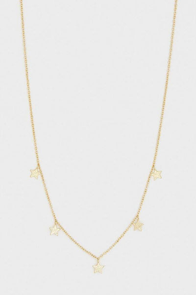 Gorjana, Super Star Flutter Necklace