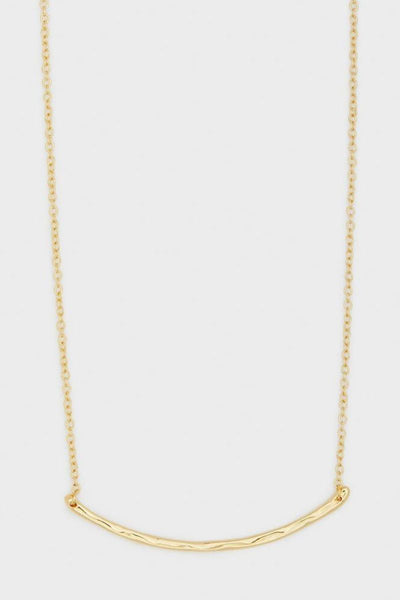 Gorjana, Taner Bar Small Necklace