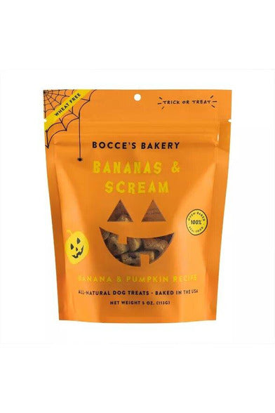 Bocce's Bananas & Scream Treat