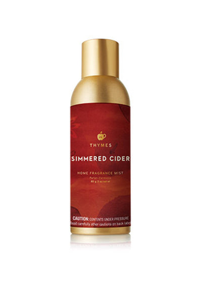 Thymes Simmered Cider Home Fragrance Mist