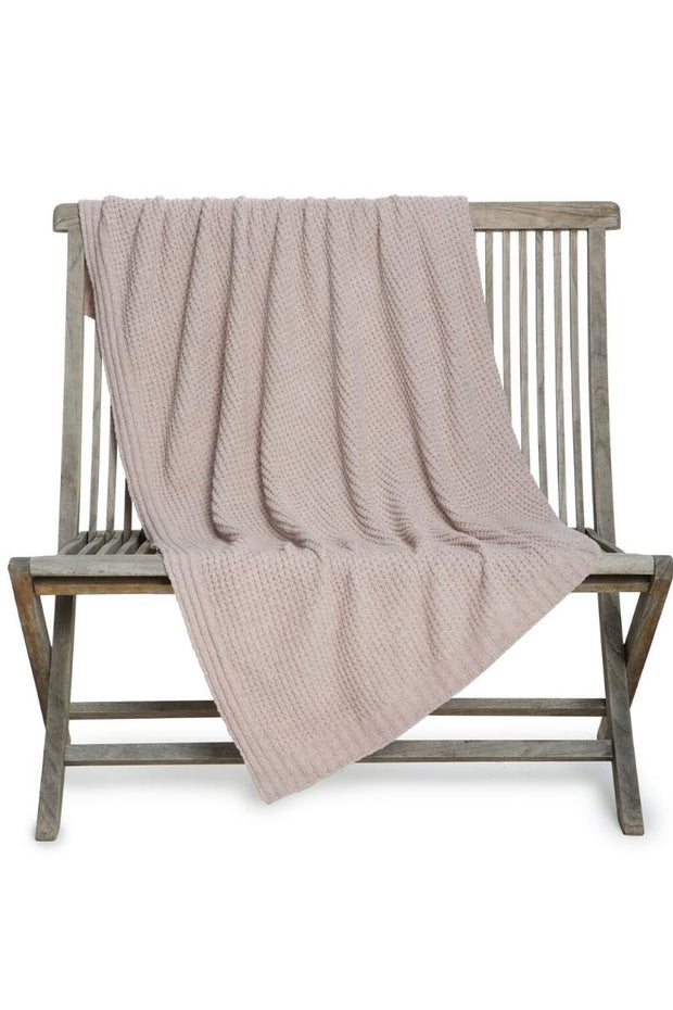 Barefoot Dreams - The Waffle Throw Blanket