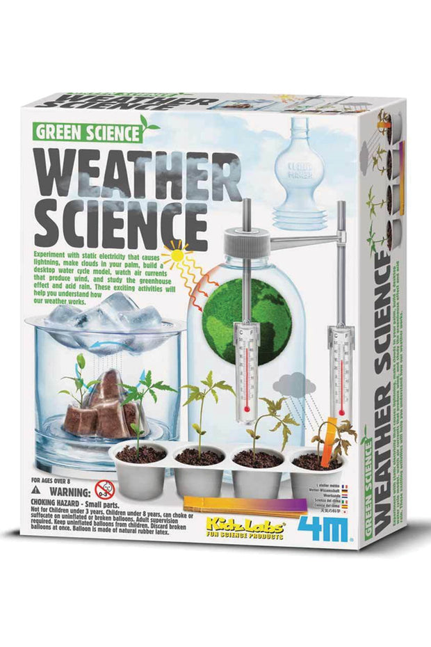 KIDS: Weather Science Activity