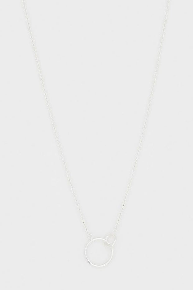 Gorjana, Wilshire Charm Adjustable Necklace
