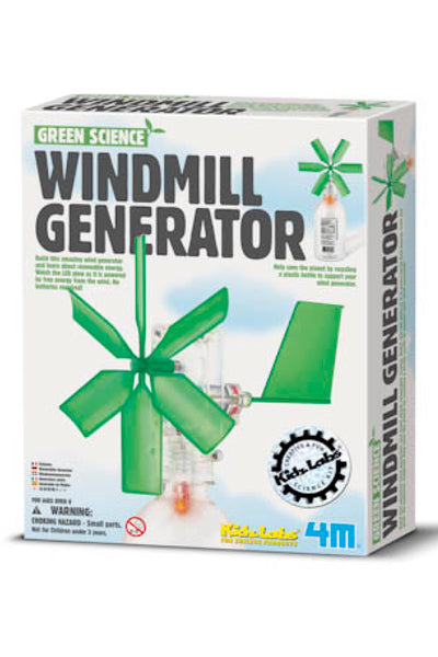 KIDS: Windmill Energy Generator
