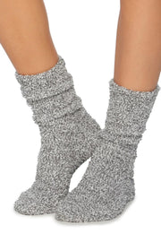 Barefoot Dreams: The Cozychic Heathered Women's Socks