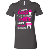 Sweet Enough to Make You Smile T-Shirt
