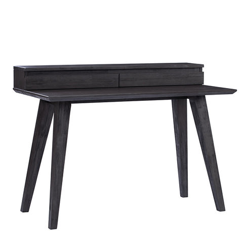 DABNEY Study Desk 120cm - Anthracite Highland